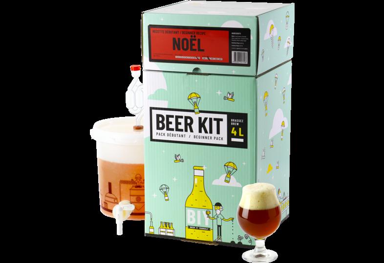 Kit à bière tout grain - Beer Kit Débutant Bière de Noël