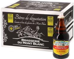 Bouteilles - Big Pack Blonde du Mont Blanc - 12 bières