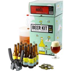 Kit à bière tout grain - Beer Kit Débutant Complet Bière de Noël