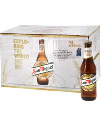 Bouteilles - Big Pack San Miguel - 24 bières