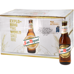 Botellas - Big Pack San Miguel x24