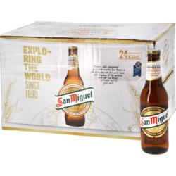 Bottled beer - Big Pack San Miguel x24