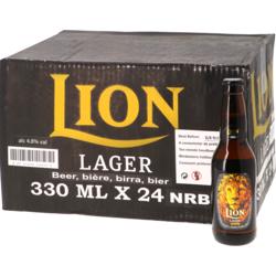 Flaskor - Big Pack Lion Lager x24