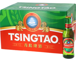 Bottled beer - Big Pack Tsingtao x24