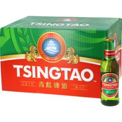 Bouteilles - Big Pack Tsingtao - 24 bières