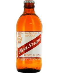 Botellas - Red Stripe