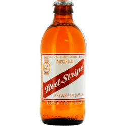 Bouteilles - Red Stripe