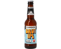 Bottled beer - Camden Brut IPL