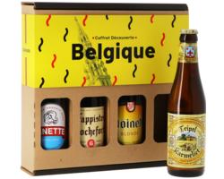 Gåvor - Coffret Découverte Belgique