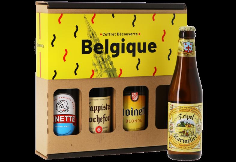 Accessori e regali - Coffret Découverte Belgique