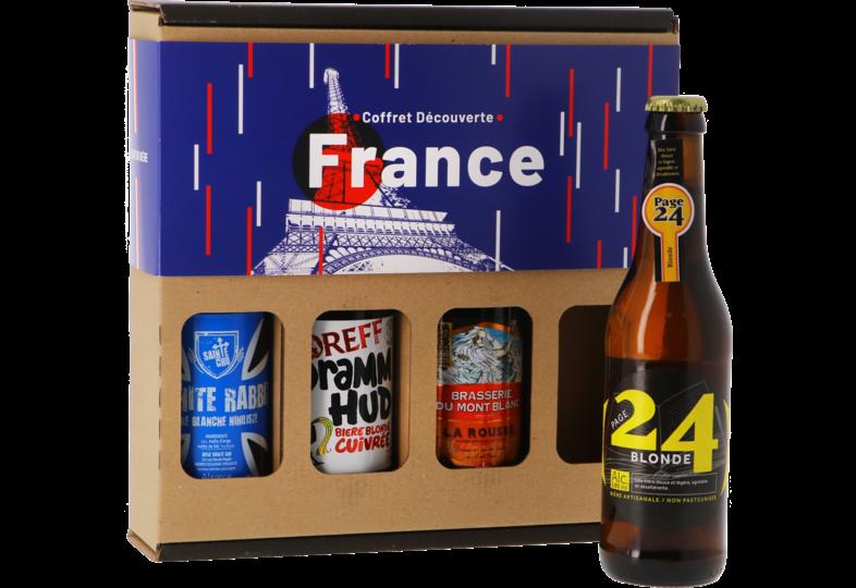 Accessoires et cadeaux - Coffret Découverte France