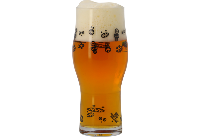 Verres à bière - Magic Rock - Craft Master Glass