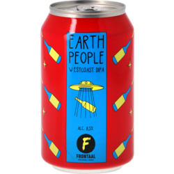 Bouteilles - Frontaal Earth People