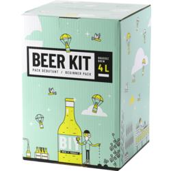 Brassage - Beer Kit Débutant, je découvre le brassage