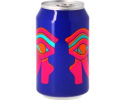 Bottled beer - Omnipollo Antropomorf