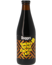 Bottled beer - Dugges Banana Toffee Chocolate