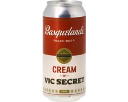 Bouteilles - Basqueland Cream of Vic Secret