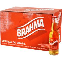 Bouteilles - Big Pack Brahma - 24 bières