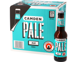 Bottled beer - Camden Pale Ale Big Pack - 12 pcs