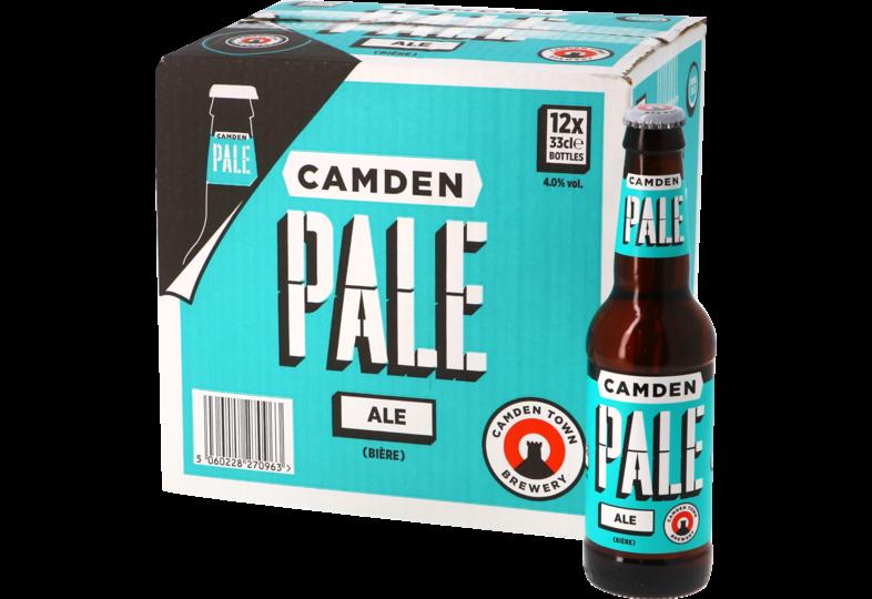 Bouteilles - Big Pack Camden Pale Ale - 12 bières