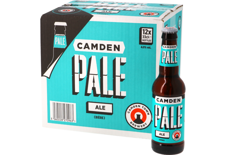 Botellas - Camden Pale Ale Big Pack - 12