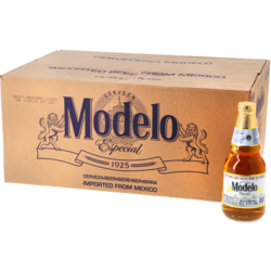 Bouteilles - Big Pack Modelo Especial - 24 bières