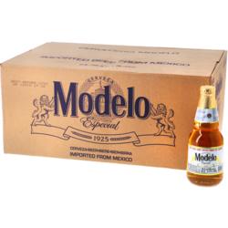 Flessen - Big Pack Modelo Especial - 24 bières