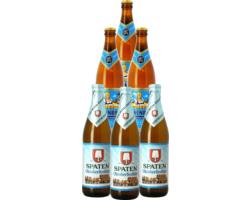 Bouteilles - Assortiment 6 bouteilles : 3 Löwenbräu Oktoberfestbier - 3 Spaten