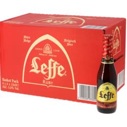 Bouteilles - Big Pack Leffe Ruby - 24 bières