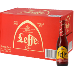 Flaskor - Leffe Ruby Big Pack - 24 pcs