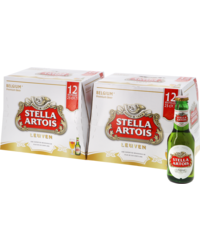 Botellas - Big Pack Stella Artois - 24 bières