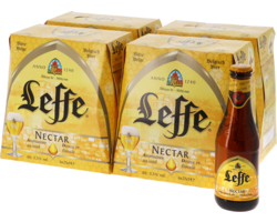 Bottled beer - Big Pack Leffe Nectar - 24 bières