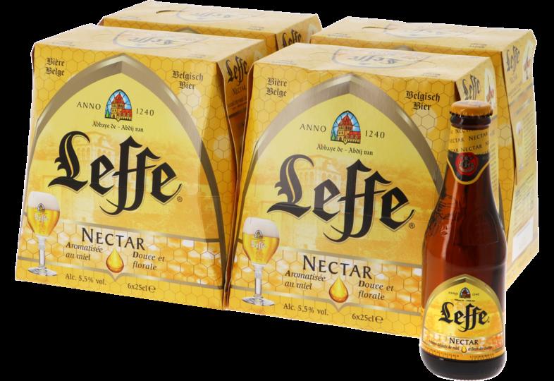 Bouteilles - Big Pack Leffe Nectar - 24 bières