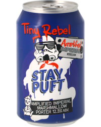 Bouteilles - Tiny Rebel Amplified Stay Puft