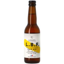 Bouteilles - L.B.F. Pale Ale Blonde Bio
