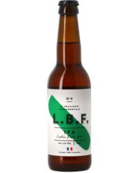 Bottled beer - L.B.F. IPA Bio