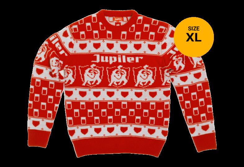 Accessoires et cadeaux - Pull Jupiler XL