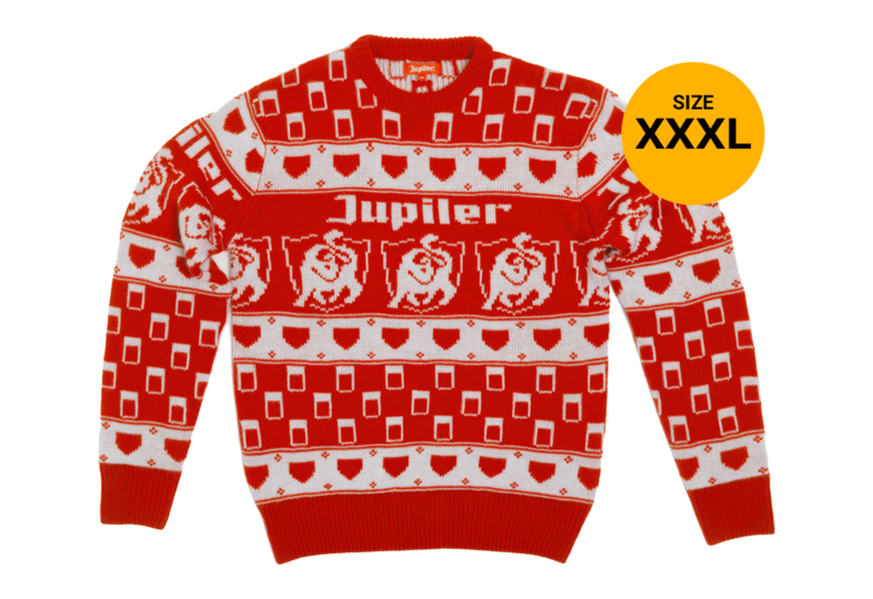 Geschenke - Pull Jupiler XXXL