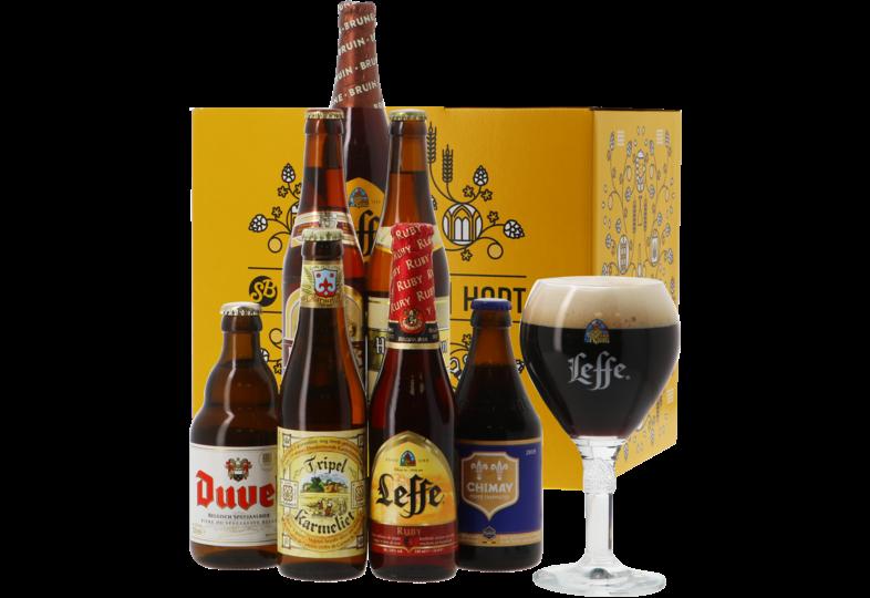 Gåvor - Coffret Bière Tradition