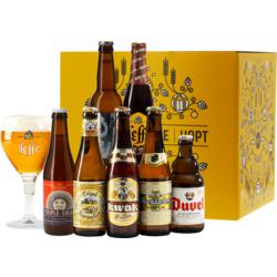 Cadeaus en accessoires - Bierpakket Belgische klassiekers