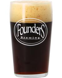 Verres à bière - Verre Founders - 50 CL