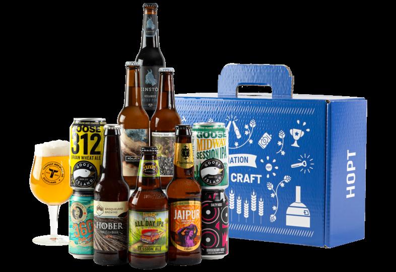 GIFTS - Craft Beer beginners pack