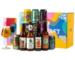 Cadeaus en accessoires - Craftbeer Tasting Pack - Speciaalbier cadeau 12x33cl