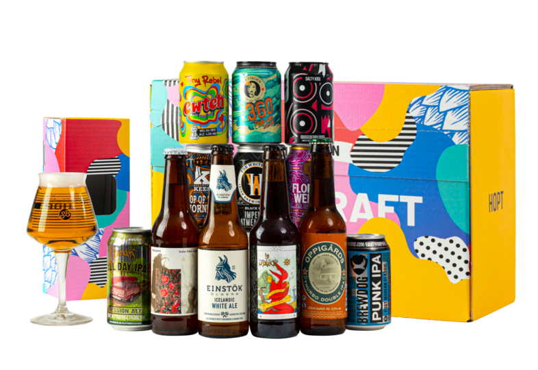 GIFTS - Craftbeer Tasting Pack 12x33cl