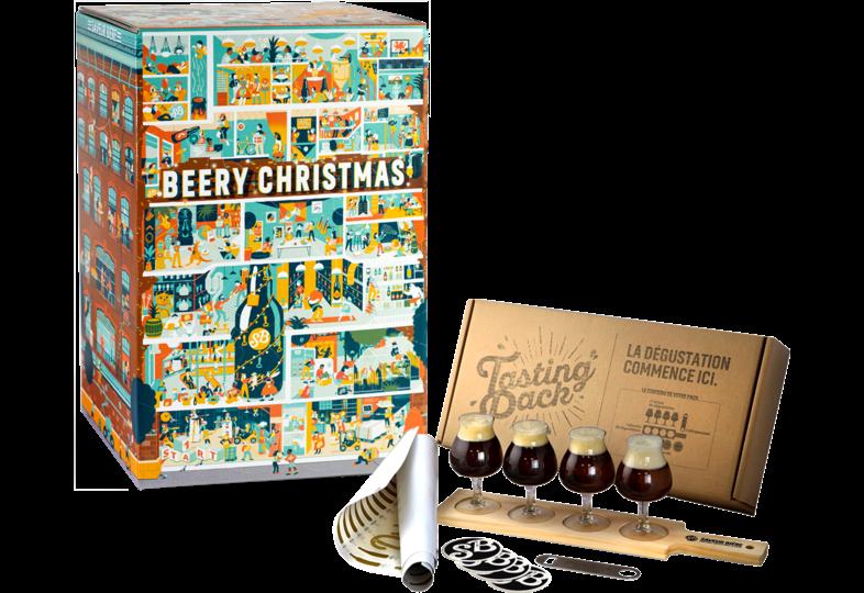 Bouteilles - Beery Christmas + Tasting pack