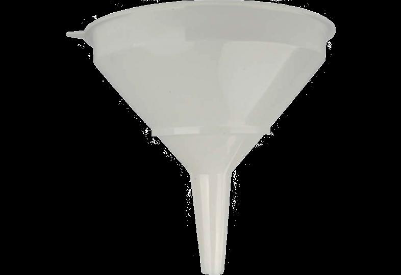 Accessoires du brasseur - Entonnoir en plastique - 30 cm avec tamis