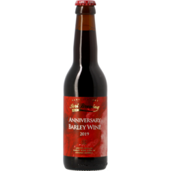 Bouteilles - Sori Anniversary Barley Wine 2019 - Cognac Barrel Aged