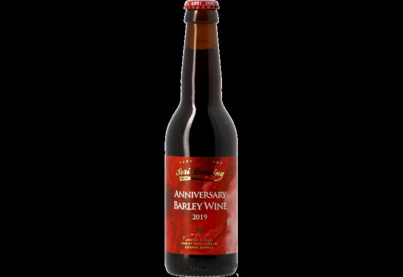 Bouteilles - Sori Anniversary Barley Wine 2019 - Cognac Barrel Aged