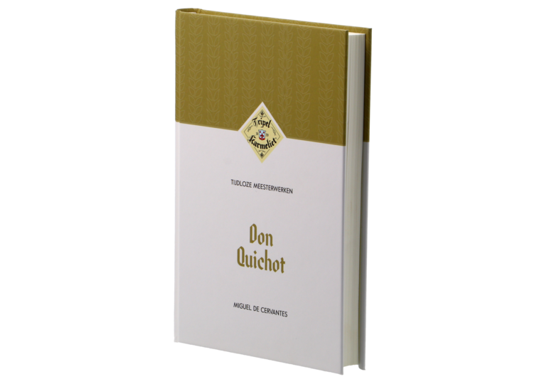 Boeken over bierbrouwen - Karmeliet Book Don Quichot