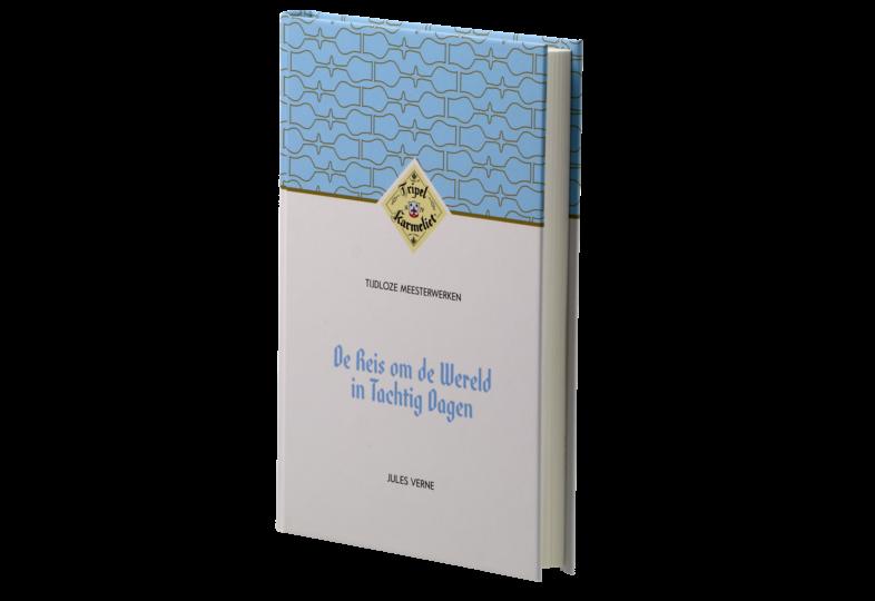 Boeken over bierbrouwen - Karmeliet Boek - Reis om de wereld in 80 dagen
